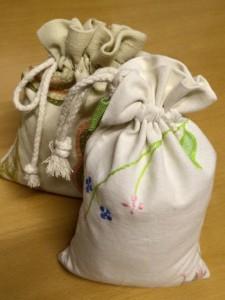 1ºs sacos de sal